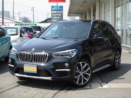 BMW X1 xドライブ 25i xライン 4WD 本革 19インチAW パノラマサンル-フ