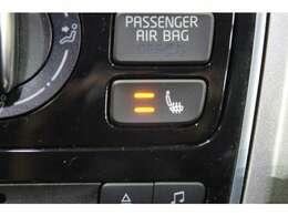 シートヒーター装備で寒い日でも快適に運転できますね☆