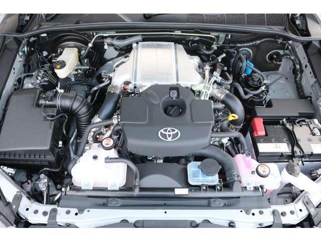直4 2.4L2GD-FTVディーゼルエンジン搭載です!