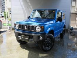 スズキ ジムニー 660 XL スズキ セーフティ サポート 装着車 4WD 5MT/届出済み未使用車/レーダーブレーキ