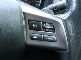 【アイサイト】 プリクラッシュブレーキ、全車速追従機能付クルーズコントロール、がついた安全装備搭載!!
