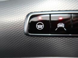 ●ステアリングパイロット:車線のカーブと先行車両を認識して車間を維持しながらステアリング操作をアシストします。