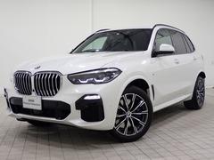 BMW X5 の中古車 xドライブ 35d Mスポーツ ドライビング ダイナミクス パッケージ 4WD 東京都世田谷区 798.0万円