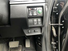 「Honda SENSHING」が装備されているので安全装備が充実!また両側パワースライドドアが装備さえているので後席への乗降が楽々です!