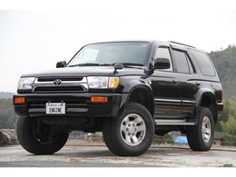 トヨタ ハイラックスサーフ 2.7 SSR-X ワイドボディ 4WD 5MT  リフトアップ  車検整備付