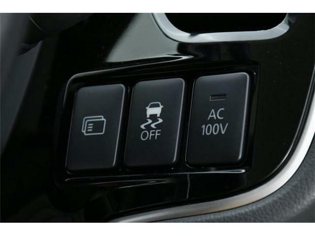 家庭用コンセントが車でも使えちゃう【AC100V1500W電源】も装備されています◎