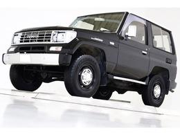 トヨタ ランドクルーザープラド 2.4 SX ディーゼルターボ 4WD ナロー メッキグリル ヴィンテージ16incAW