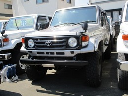 トヨタ ランドクルーザー70 4.2 ZX ディーゼル 4WD ロング サンルーフ リフトアップ