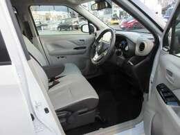 [前列シート]しっかりとしたシートで、ドライバーの疲労軽減に!!長距離もらくらく♪