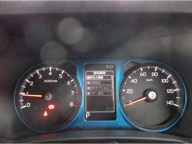 Gターボ、アクティブクルーズコントロール標準装備!前の車に追従します!高速運転ではレーンキープアシストします!
