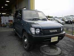 トヨタ ランドクルーザープラド 2.7 RX 4WD 丸目フェイス換装 クラシック