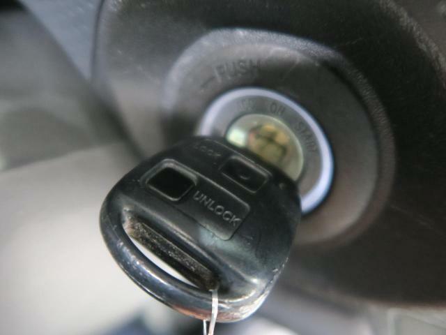 キーレスボタンでロックの開閉ができるのはお車に対しての満足度が上がりますね♪