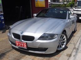BMW Z4 ロードスター2.5i 黒レザーシート 社外ナビ