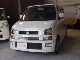スズキ ワゴンR 660 RR-DI ターボ HIDライト ナビテレビ