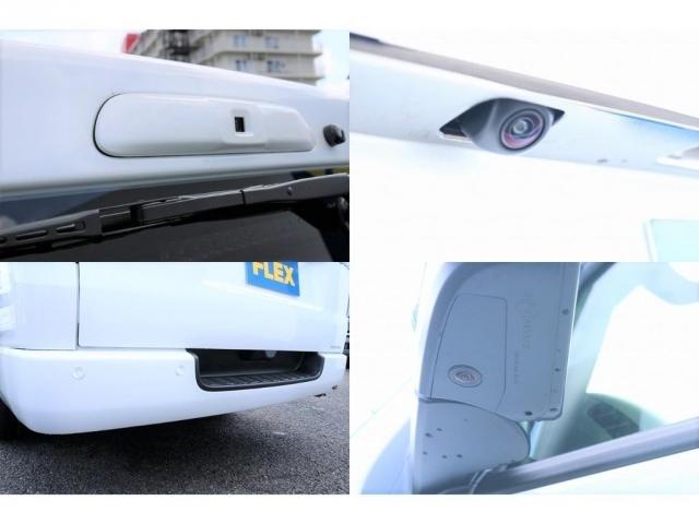 バックカメラ インテリジェントクリアランスソナーなど安全装備も充実しております!