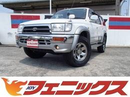 トヨタ ハイラックスサーフ 2.7 SSR-V リミテッド 4WD 純正ナビRゲートパワーウインドウETC