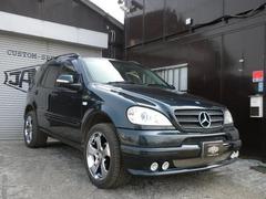 メルセデス・ベンツ Mクラス の中古車 ML320 4WD 北海道札幌市東区 79.0万円