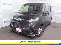 トヨタ タンク 1.0 カスタム G S スマートアシストII SDナビ バックカメラ