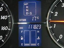 走行距離はおよそ112,000kmです。
