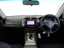 シンプルで使い勝手の良いインパネ廻りで、ドライバーが感覚的に操作・確認できるよう気配りされた運転席廻りです。
