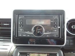 CD・ラジオ機能が使用できます。純正ナビに交換することで「全方位カメラ」が使用できるようになります。