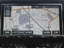 Y66Tトヨタ純正9インチTコネクトナビ!TVはフルセグ視聴可能!ブルートゥースオーディオ、CD、DVD再生、SDがお使いいただけます!