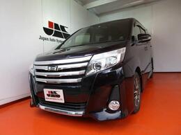 トヨタ ノア 2.0 Si SDナビ・地デジ・後席モニター