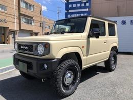 スズキ ジムニー 660 XC 4WD ディーンクロスカントリー リフトアップ