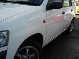 キーレス・Wエアバッグ・ABS・前ドアPW・CD・ETC・社外15アルミ・電動格納ミラー・点検整備部品は車両本体に含みます