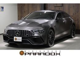 メルセデスAMG GT 4ドアクーペ 63 S 4マチックプラス 4WD AMGパフォーマンス/カーボンパッケージ