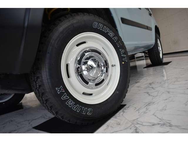 新品16インチアルミ&タイヤ!アルミの変更も可能ですのでお気軽にお問い合わせください!