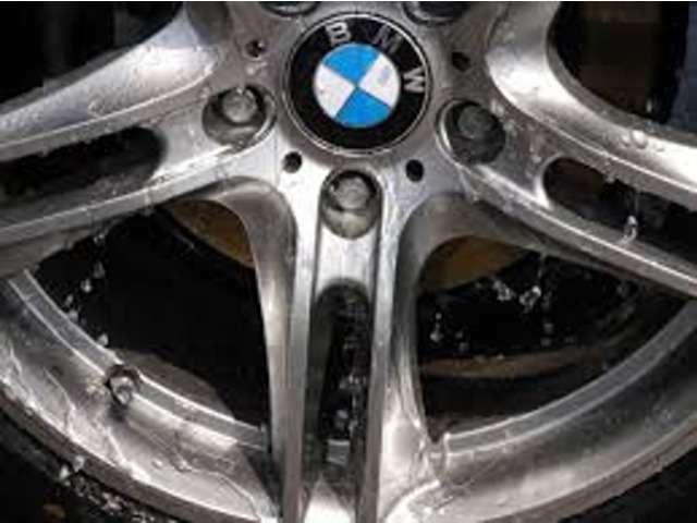 Bプラン画像:当店おすすめのホイールコーティング!ブレーキダストを簡単に落としやすくなり、よりお車をきれいに保っていただくことが可能です。