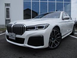 BMW 7シリーズ 740d xドライブ Mスポーツ ディーゼルターボ 4WD 360度画像 LCIフロントマッサージシート