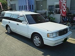 トヨタ クラウンワゴン の中古車 2.5 ロイヤルエクストラ 愛知県豊川市 45.0万円
