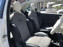 ◇可愛らしくそれでいてサポート性の高いドライバーズシートです!