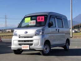 スバル サンバー 660 トランスポーター 走行4065キロ AC PS ドアバイザー 360画像