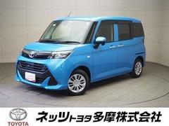 トヨタ タンク の中古車 1.0 X S 東京都羽村市 109.2万円