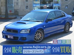 スバル レガシィB4 の中古車 2.0 S401 STIバージョン 4WD 千葉県柏市 121.0万円