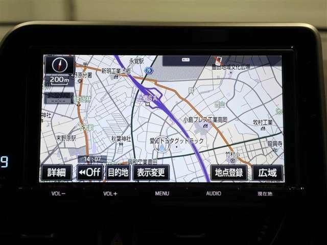 ドライブやレジャーのマストアイテム!快適なドライブをサポートするナビ付きなので、お出かけするのも安心です☆