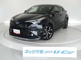 トヨタ C-HR ハイブリッド 1.8 G /先行車追従オートクルーズ/シートヒーター