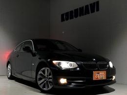 BMW 3シリーズクーペ 325i 関東仕入 ワンオーナー Bカメラ 純正ナビ