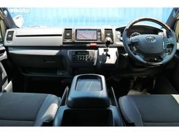 未登録新車 ハイエースV スーパーGL 特別仕様車「ダークプライムII」 2800cc ディーゼル 2WD