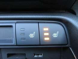 運転席&助手席シートヒーター機能♪ 冬場も暖かくしてくれます♪