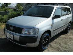 トヨタ プロボックス の中古車 ワゴン改 バン 4WD リフトUP 北海道札幌市白石区 48.0万円