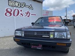 トヨタ クラウン 2.0 ロイヤルサルーン スーパーチャージャー 1G ツインカム