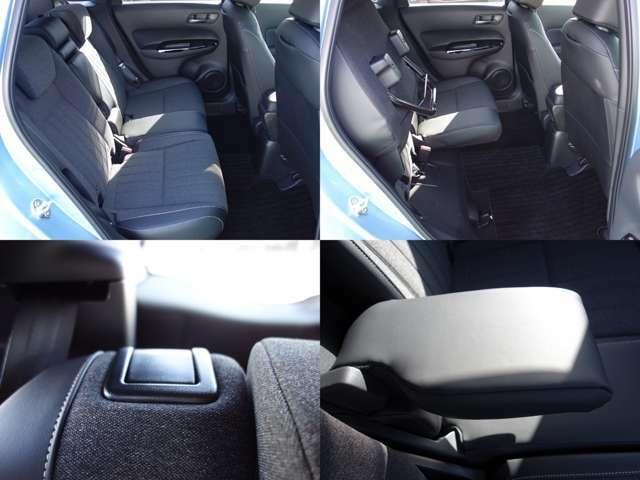 後部座席もしっかりしており長距離にも適しております。