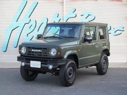 スズキ ジムニー 660 XC 4WD ・DAMD the ROOTSコンプリートキット装着車