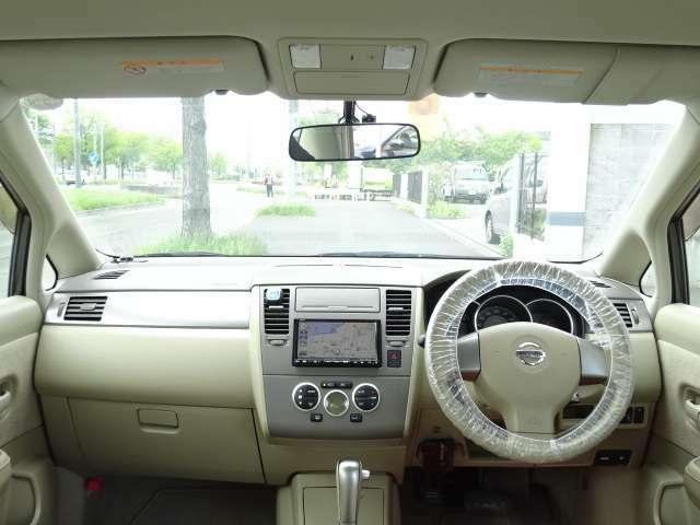 視界も広く運転のしやすいお車快適なドライブをお楽しみください♪