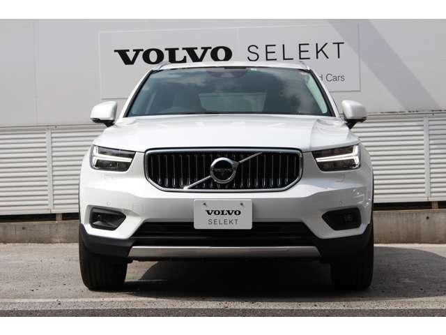 【ボルボカー千葉中央 在庫車】VOLVO SELEKT認定車はボルボ専門のスタッフが、車両の状態を176項目ものチェック基準で厳密な点検を実施。また、内外装の美しさについても厳しい目でチェックします