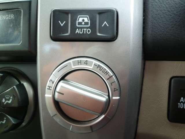 マルチモード4WD